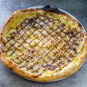 Pizza pâtissière